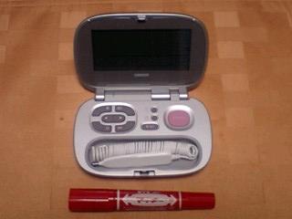 オムロン グラフィック婦人体温計 サーモプラン